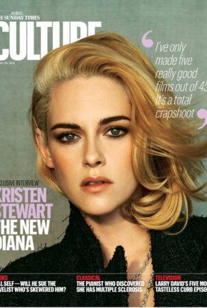Kristen Stewart - The Sunday Times Culture