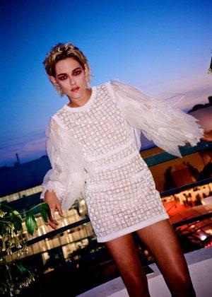 Kristen Stewart - V Magazine Photoshoot at Cannes Film Festival 2016