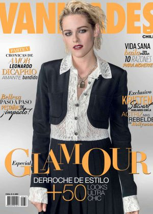 Kristen Stewart - Vanidades Chile Magazine (August 2016)