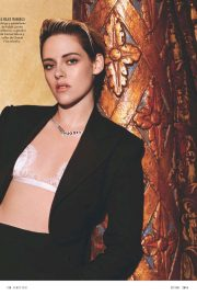 Kristen Stewart - Vanity Fair Espana Magazine (October 2019)