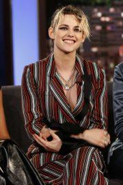 Kristen Stewart - Visits Jimmy Kimmel Live! in Hollywood