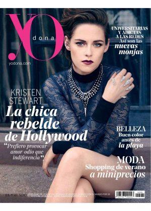 Kristen Stewart - YO Dona Magazine (June 2016)