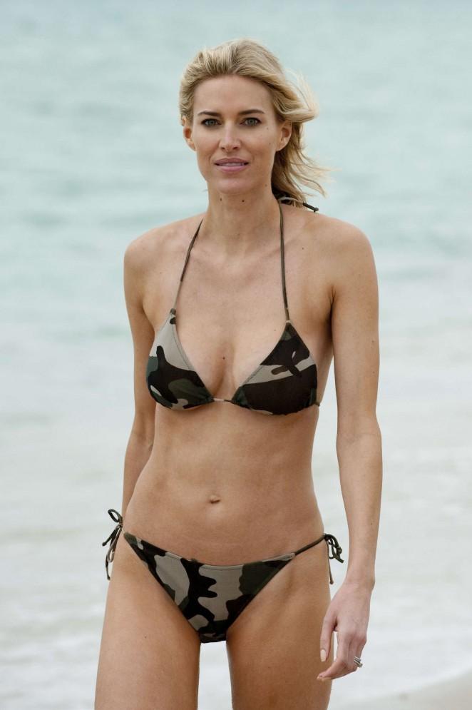 Kristen Taekman in Bikini in Boca Raton