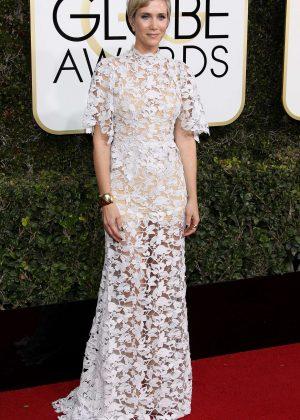 Kristen Wiig - 74th Annual Golden Globe Awards in Beverly Hills