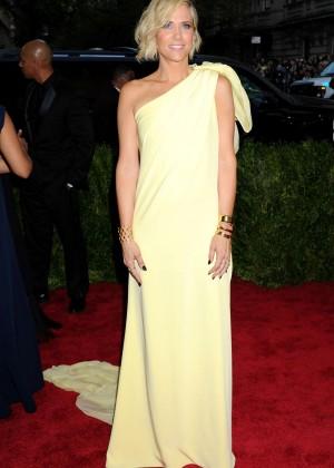 Kristen Wiig - 2015 Costume Institute Gala in NYC