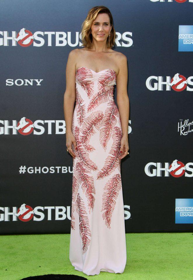 Kristen Wiig: Ghostbusters Premiere -06 - GotCeleb