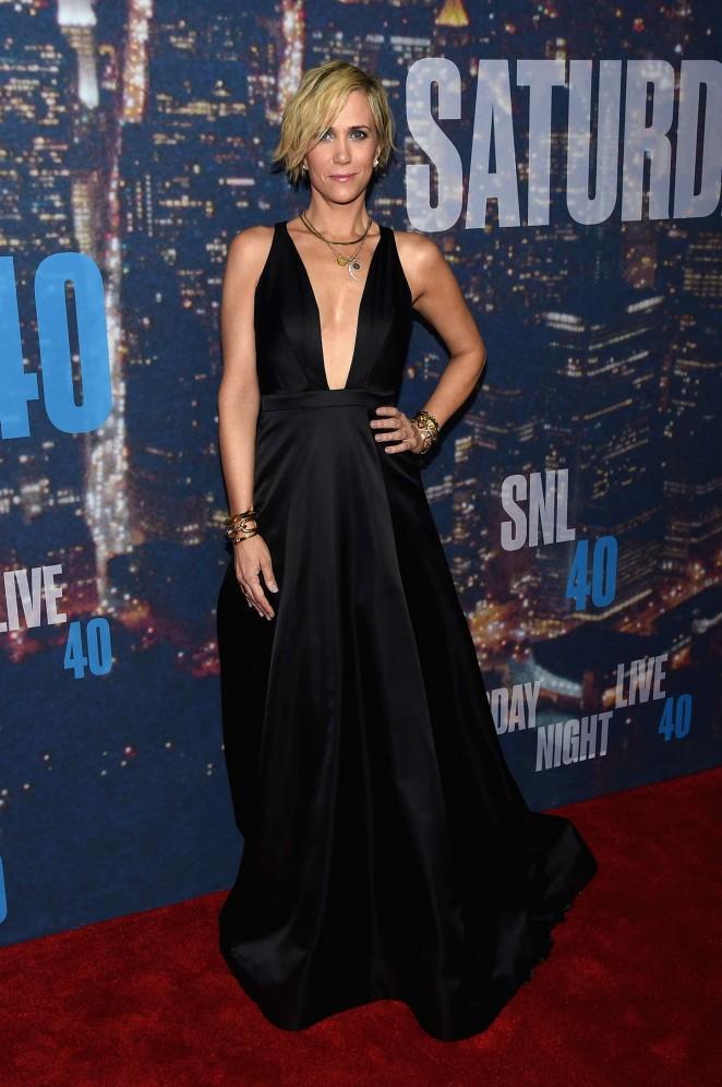 Kristen Wiig: 2015 SNL Anniversary Special -09 - GotCeleb