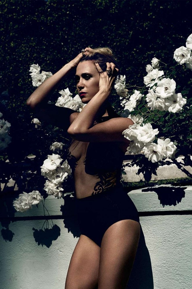 Kristen Wiig - Violet Grey Photoshoot 2015