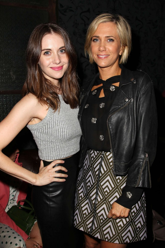 Kristen Wiig - 'Welcome To Me' After Party in NYC