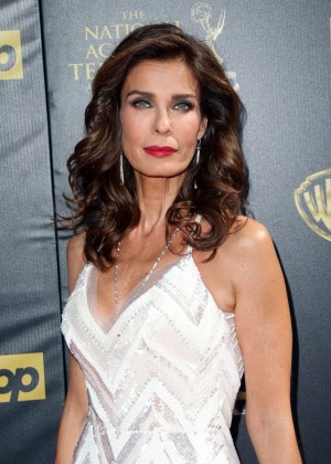 Kristian Alfonso - 2015 Daytime Emmy Awards in Burbank