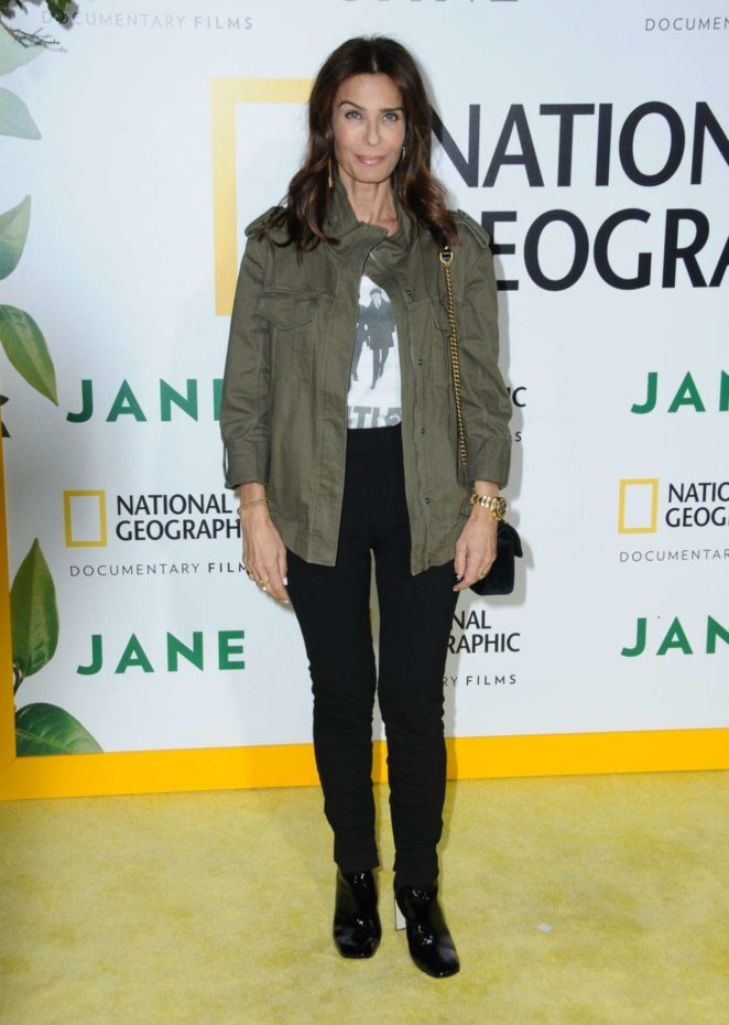 Kristian Alfonso - 'Jane' Premiere in Los Angeles