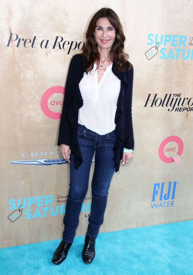 Kristian Alfonso - Ovarian Cancer Research Fund Alliance's 3rd Annual Super Saturday in Santa Monica