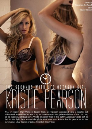 Kristie Pearson - Kandy US Magazine (March 2015)