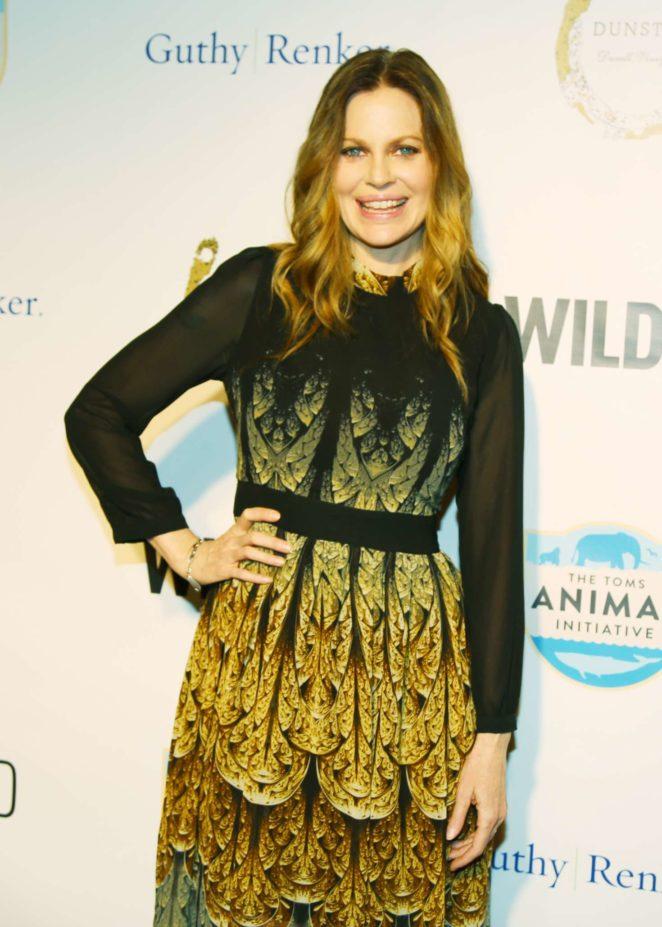 Kristin Bauer van Straten - 2017 Evening with WildAid in Beverly Hills