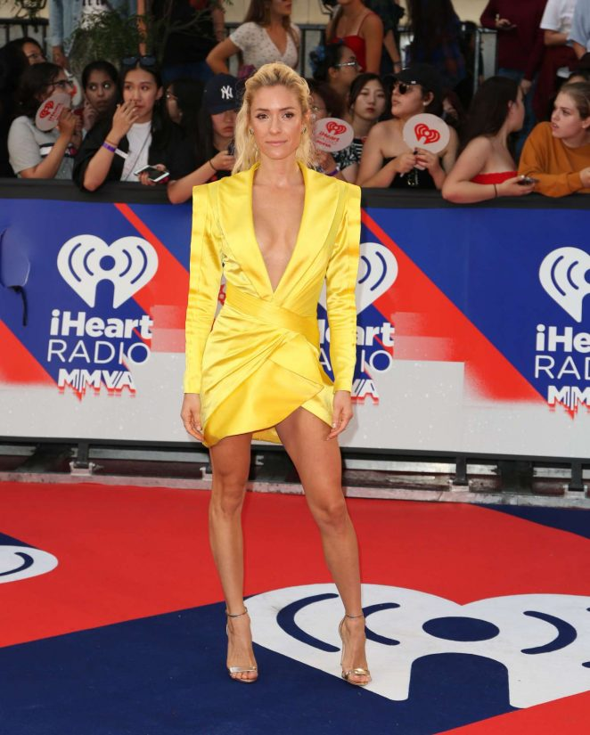 Kristin Cavallari – 2018 iHeartRadio Much Music Video Awards in Toronto