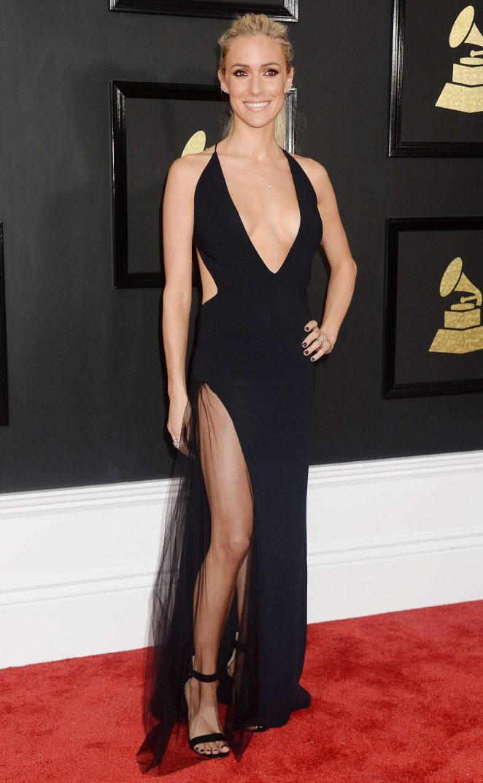 Kristin Cavallari - 59th GRAMMY Awards in Los Angeles