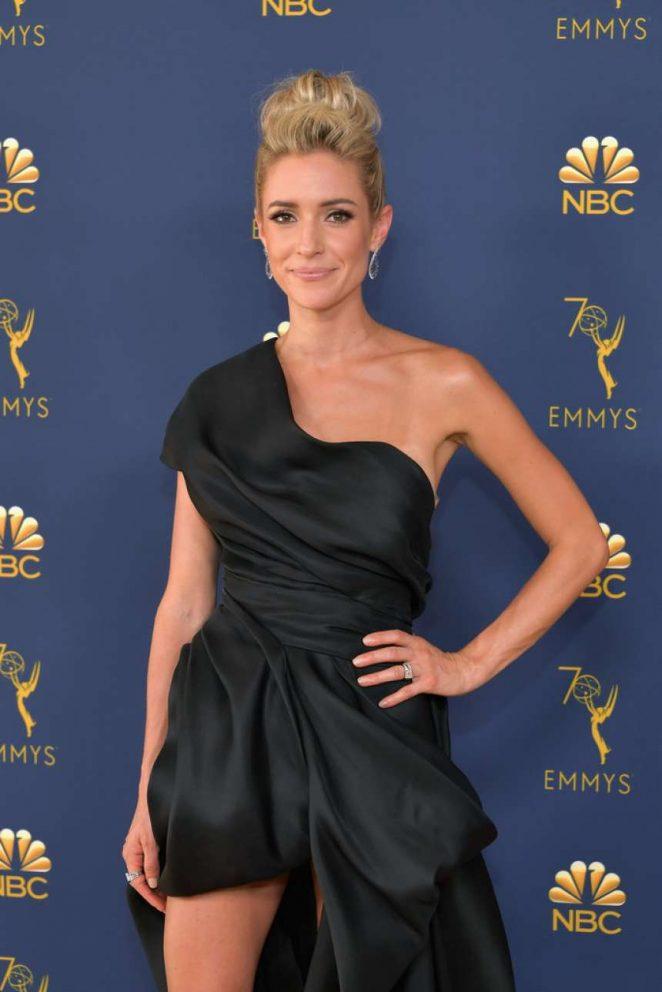 Kristin Cavallari - 2018 Emmy Awards in LA