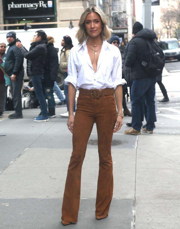 Kristin Cavallari - Arrives at Build Series in New York