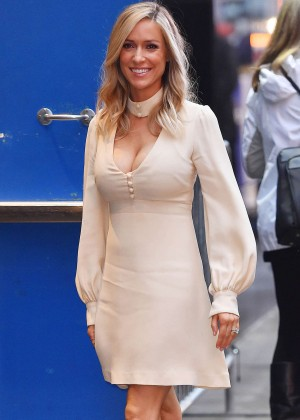 Kristin Cavallari - Arrives at Good Morning America in New York