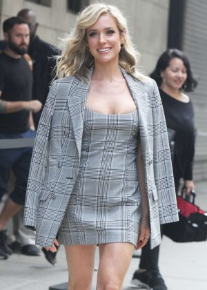 Kristin Cavallari - Arrives at The Wendy Williams Show in New York