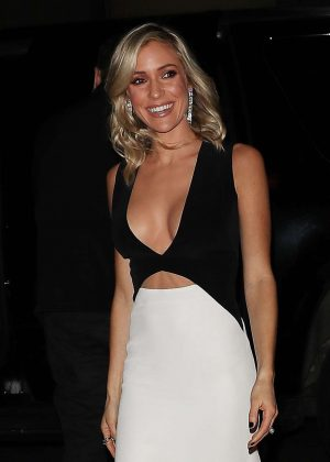 Kristin Cavallari - Arrives to Party in New York