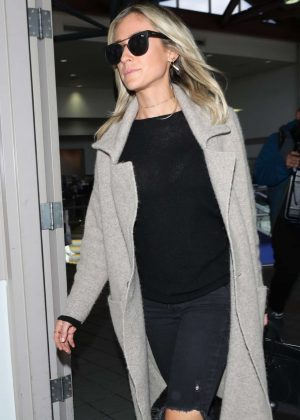 Kristin Cavallari at LAX Airport in Los Angeles