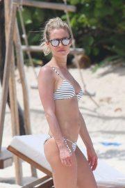Kristin Cavallari - Bikini candids in Tulum