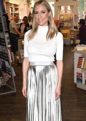Kristin Cavallari - Book Launch in Laguna Beach in Los Angeles