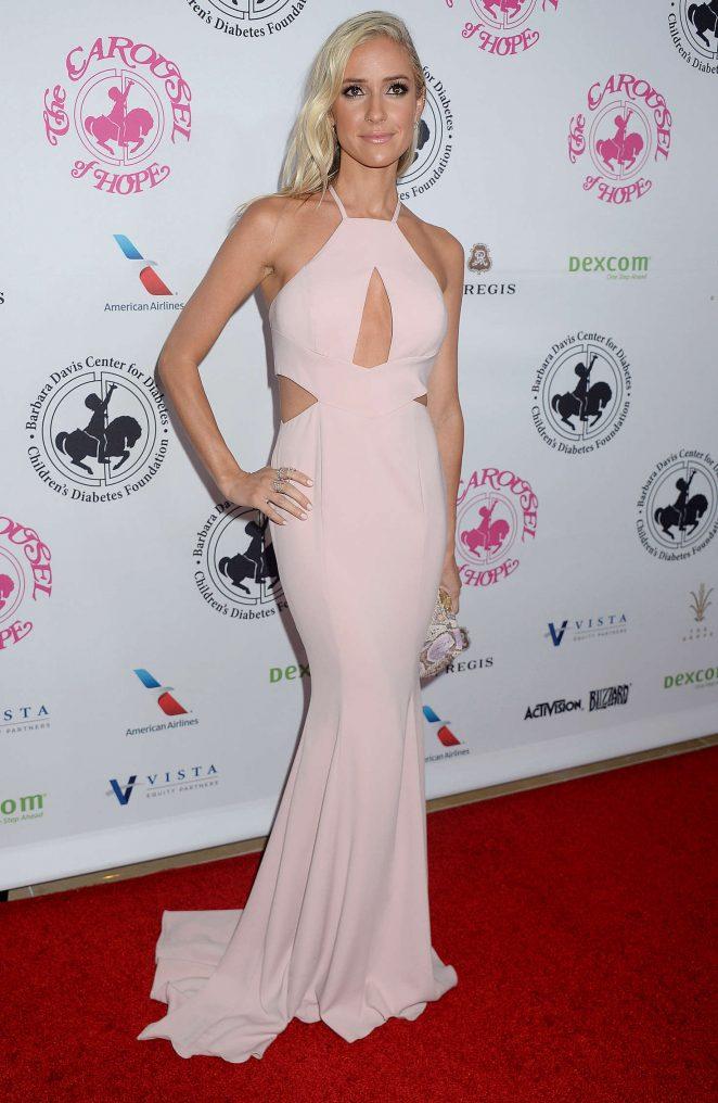 Kristin Cavallari - Carousel of Hope Ball 2016 in Beverly Hills