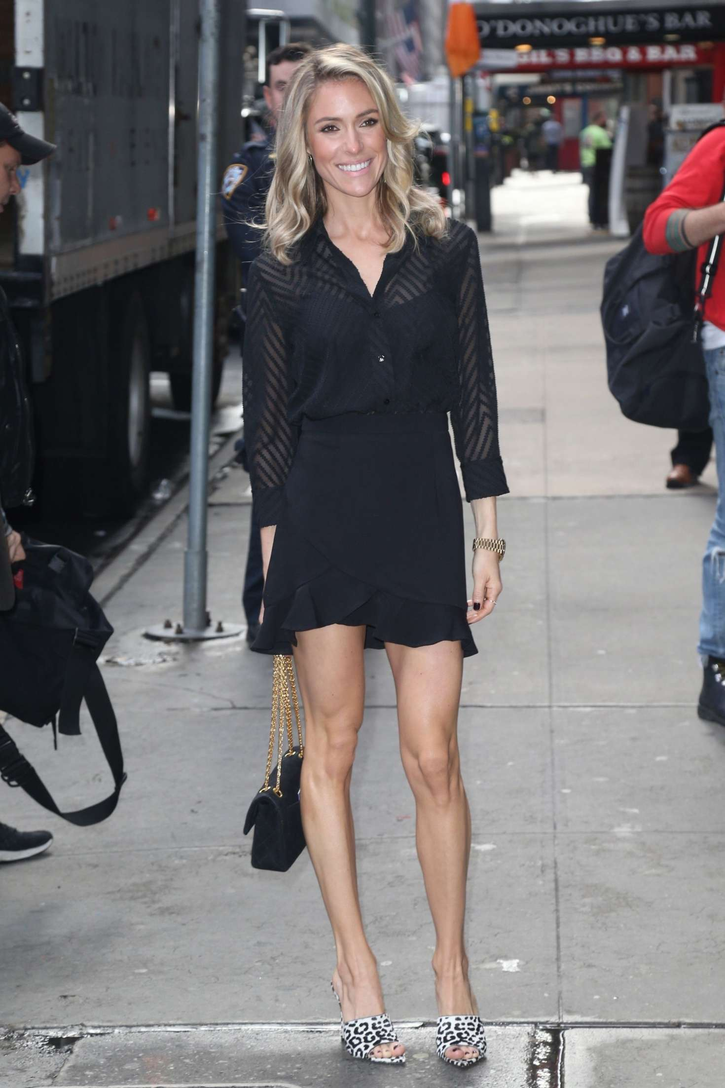 Kristin Cavallari 2019 : Kristin Cavallari: Heads to Good Morning America -02