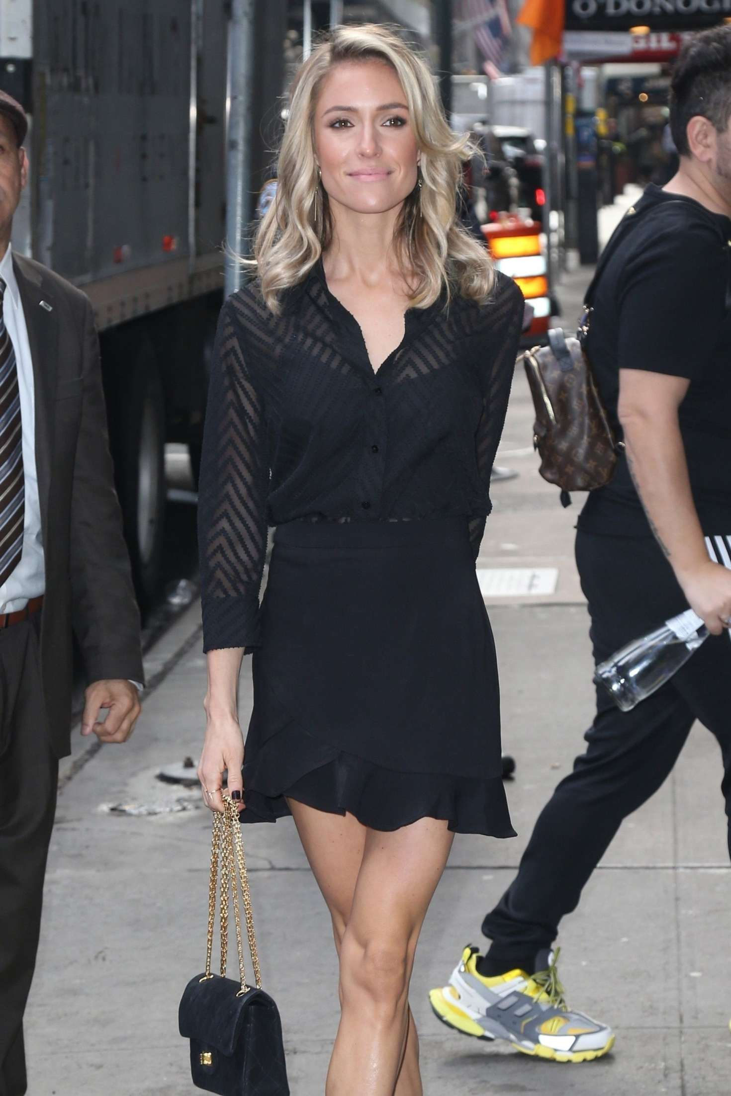 Kristin Cavallari 2019 : Kristin Cavallari: Heads to Good Morning America -03