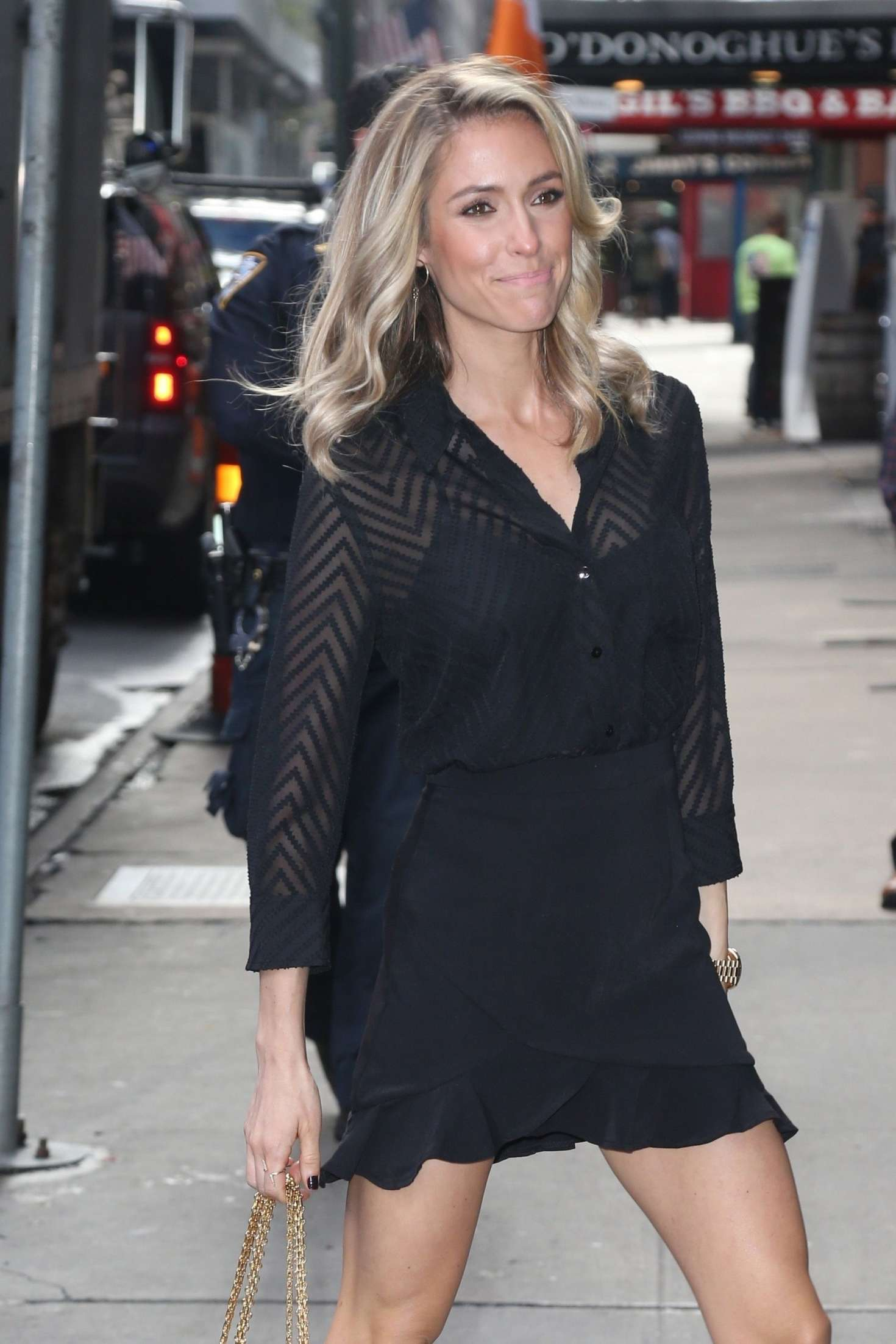 Kristin Cavallari 2019 : Kristin Cavallari: Heads to Good Morning America -08