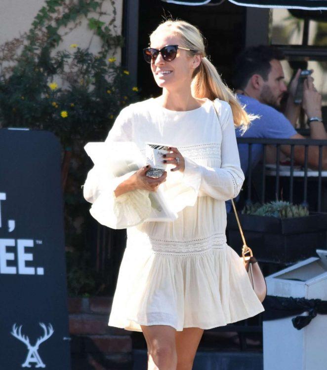 Kristin Cavallari in Mini Dress -12
