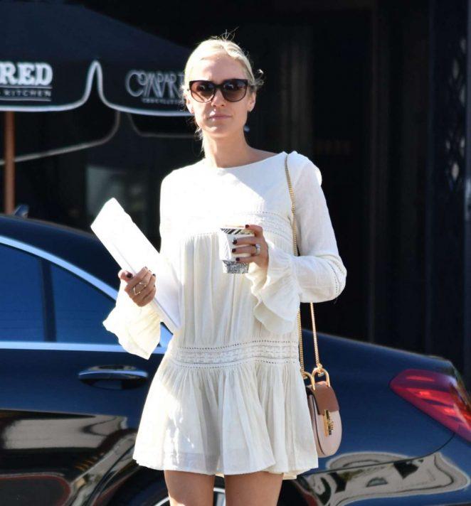 Kristin Cavallari in Mini Dress -15
