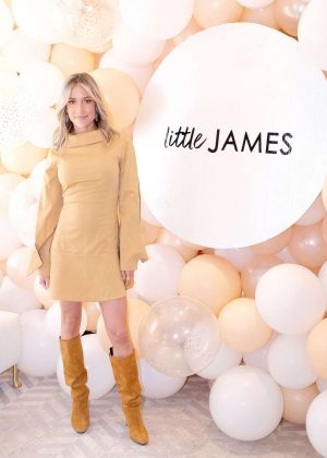 Kristin Cavallari - Little James Pop-up Shop Launch in Pacific Palisades