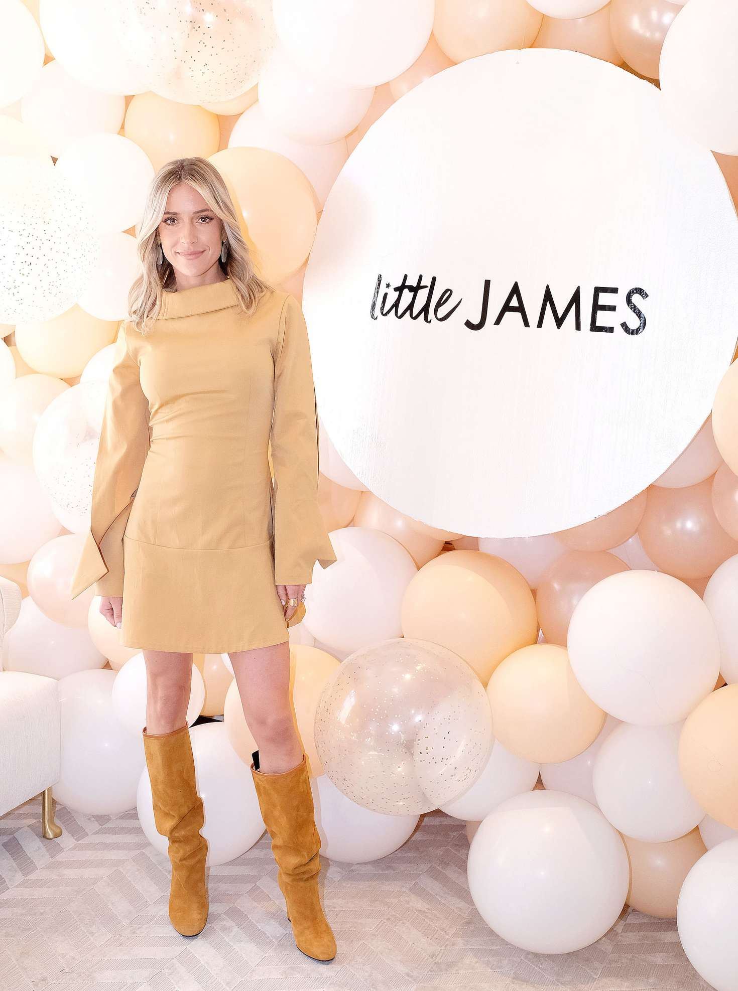 Kristin Cavallari - Little James Pop-up Shop Launch in Pacific Palisades