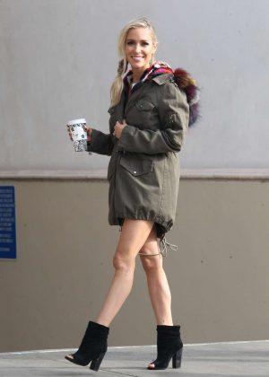 Kristin Cavallari out in Beverly Hills