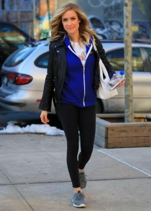 Kristin Cavallari - Out in NYC