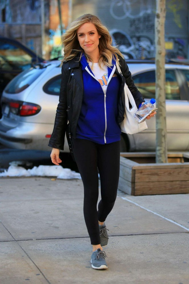 Kristin Cavallari - Out in NYC