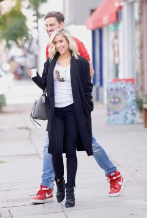 Kristin Cavallari - Out in Studio City