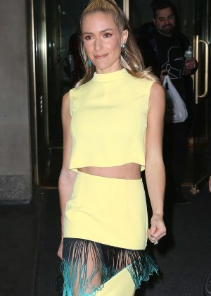 Kristin Cavallari - Outside the Today Show in New York City