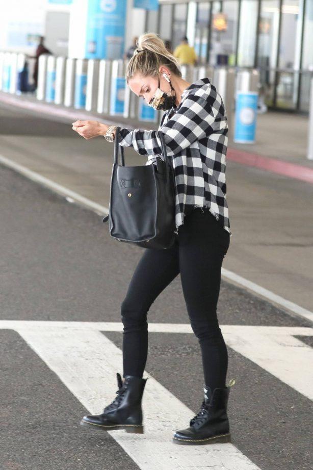 Kristin Cavallari - Pictured at LAX