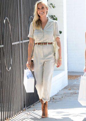 Kristin Cavallari - Shopping at Zimmerman on Melrose Place