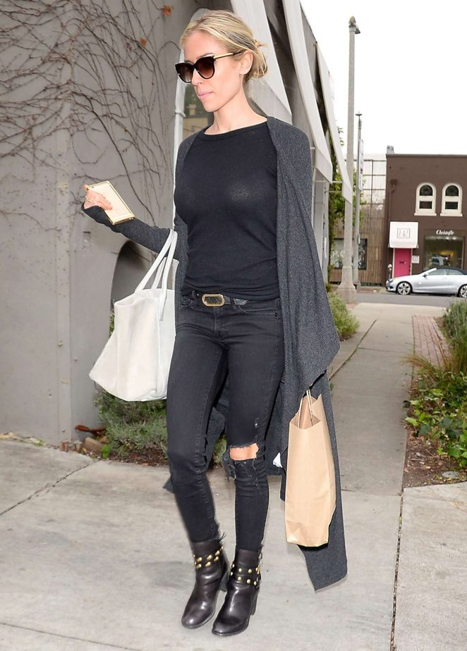Kristin Cavallari - Shopping in West Hollywood