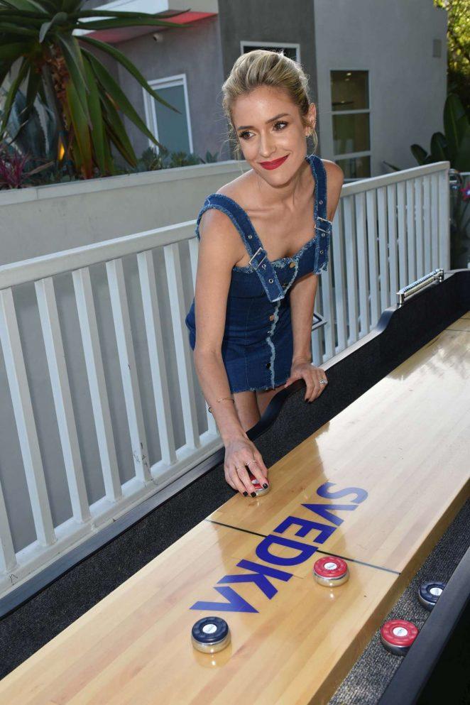 Kristin Cavallari - Svedka Red, White, and Booze BBQ event in Los Angeles