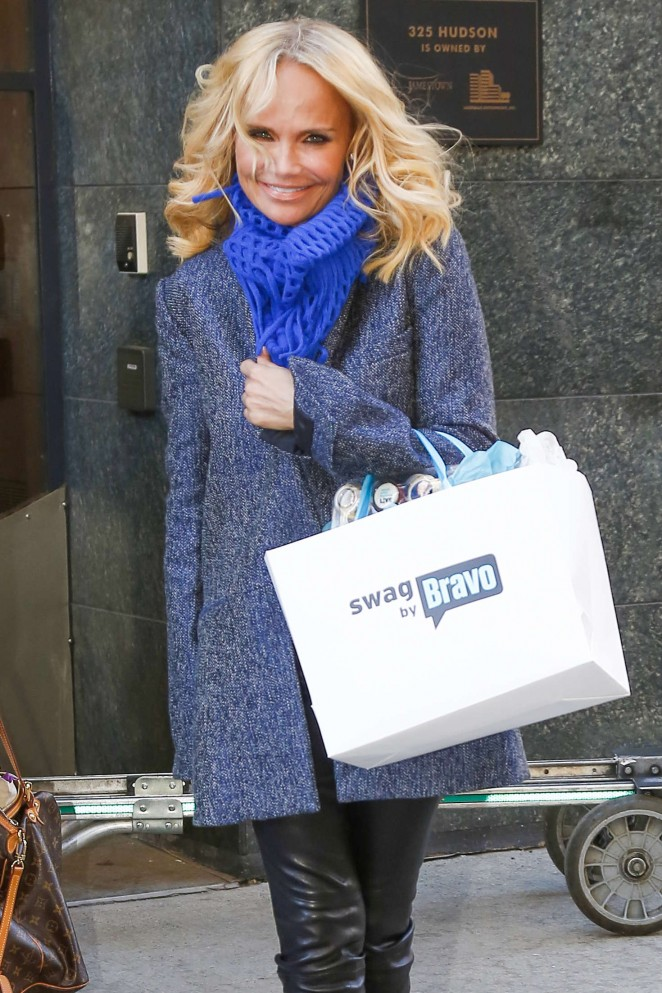 Kristin Chenoweth Celebrates the 1000th Episode of Watch What Happens in NY