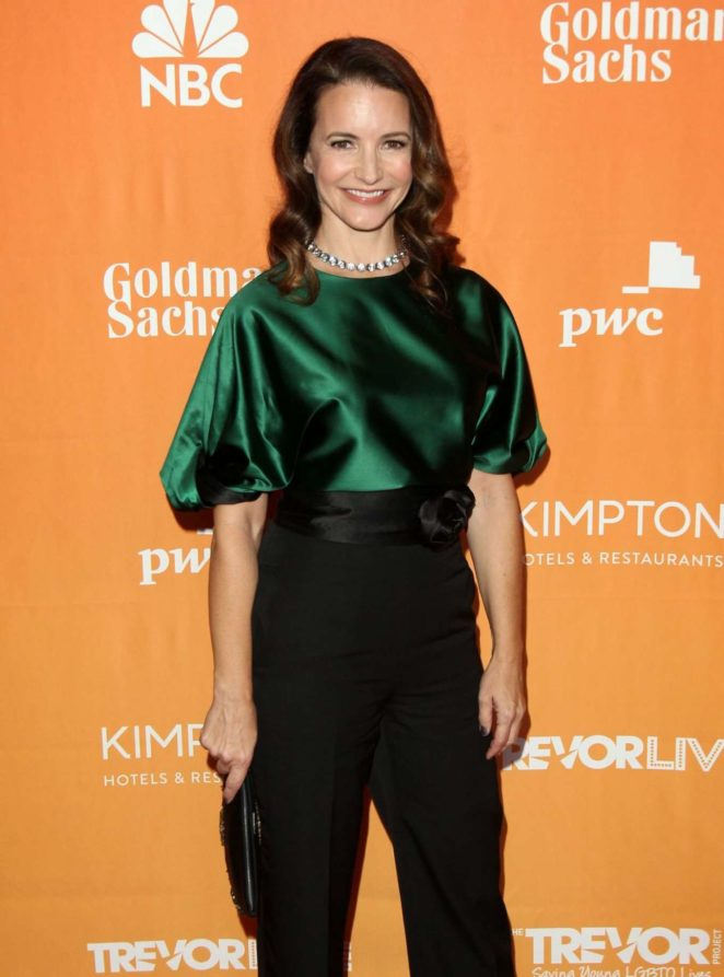 Kristin Davis – 2017 TrevorLIVE Fundraiser in Los Angeles