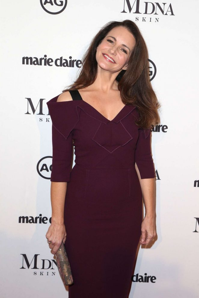 Kristin Davis – Marie Claire Image Makers Awards 2018 in Los Angeles