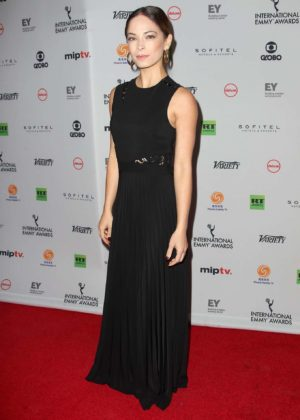 Kristin Kreuk - 45th International Emmy Awards in New York City