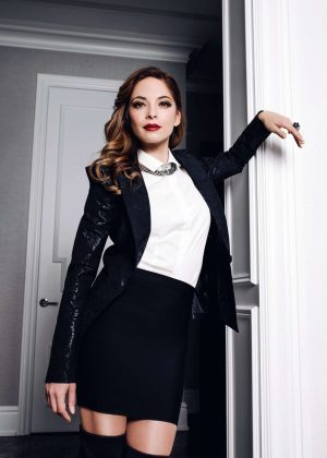 Kristin Kreuk - Beyond Fashion Magazine (Canada Issue - January 2019)